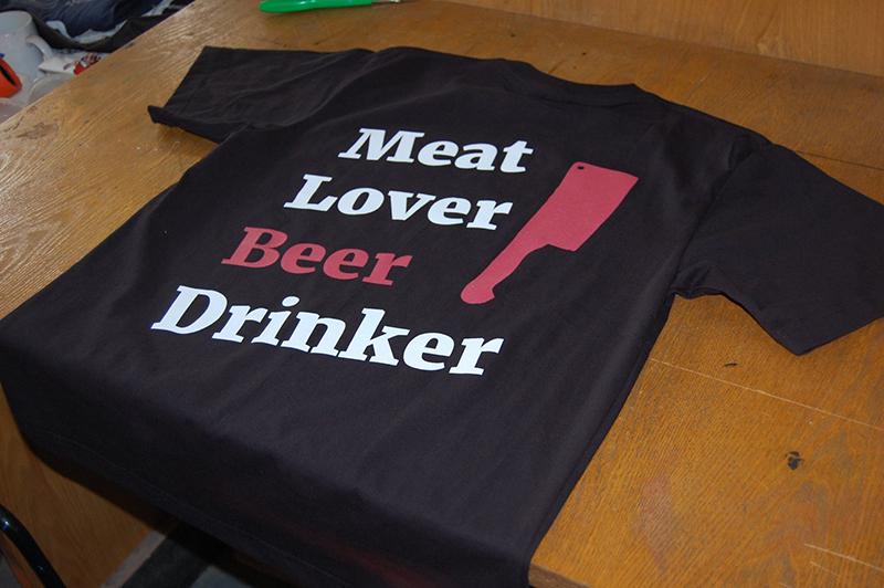 футболки для печать