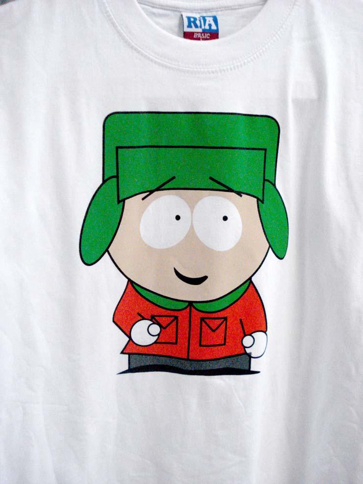 печать на футболках парк культуры