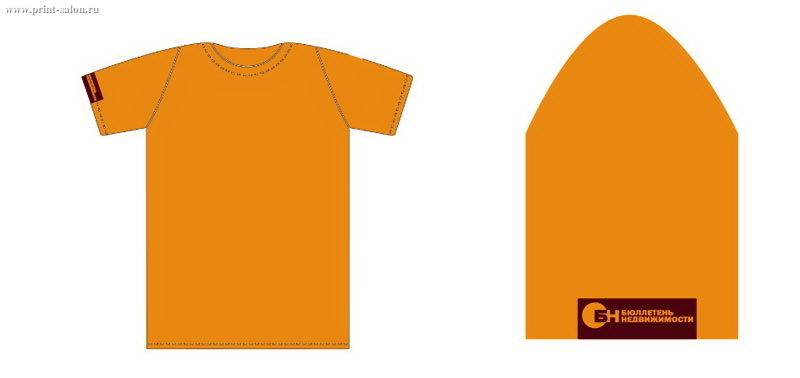 шелкография футболки с логотипом