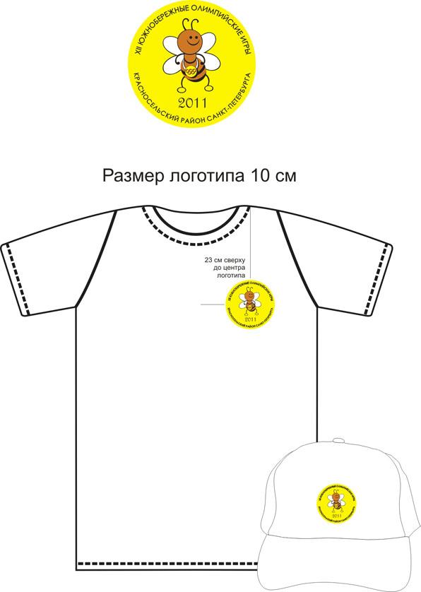 шелкография производство футболок в