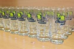 Деколь на стаканах