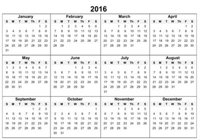 Выходные и праздничные дни в 2010 года