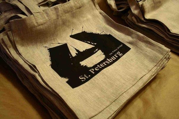 Печать на сумках